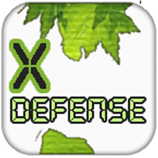 X Defense 動作 LOGO-阿達玩APP