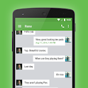 EvolveSMS Theme Green Accents icon