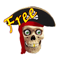 Pirate Hangman Free logo