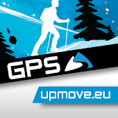 upmove GPS for ski-touring
