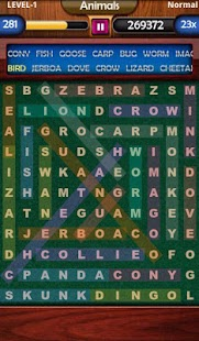 Word Swipe : Word Search- screenshot thumbnail