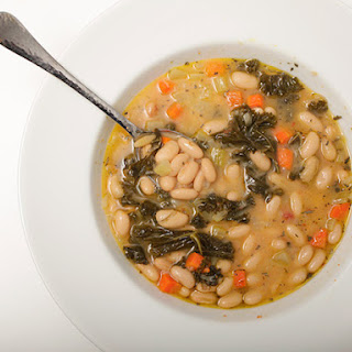 30-Minute Tuscan White Bean Soup.