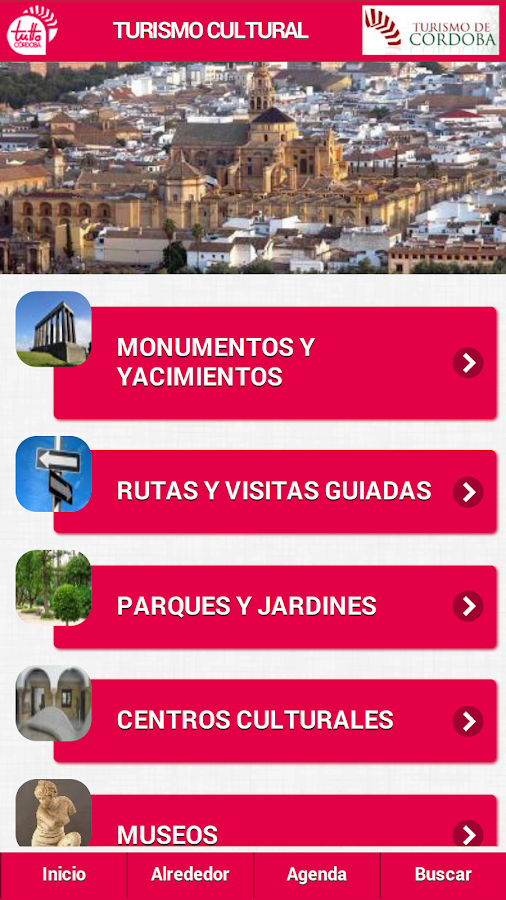 tutto CORDOBA- screenshot