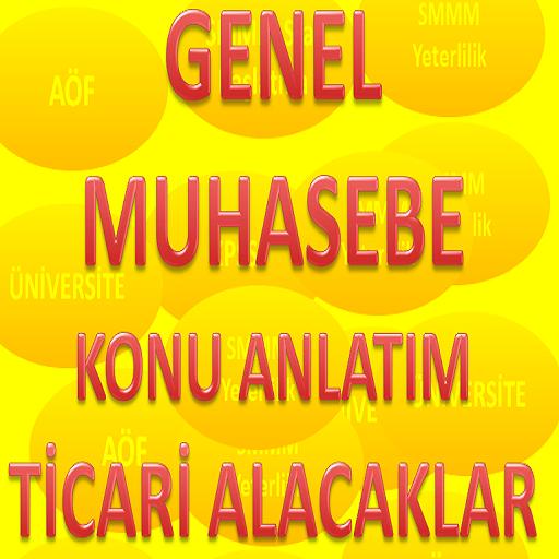 GENEL MUHASEBE TİCARİ ALACAK