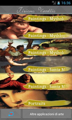Tiziano - Art Wallpapers
