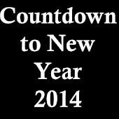Countdown To New Year 2014