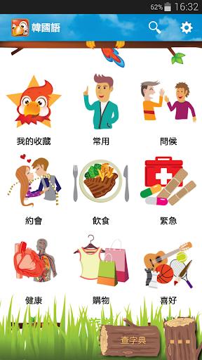 學韓文 - 常用韓語會話和單字,韓國首爾旅遊 自由行必備