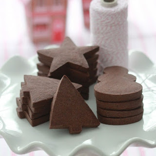 Chocolate Sugar Cookie