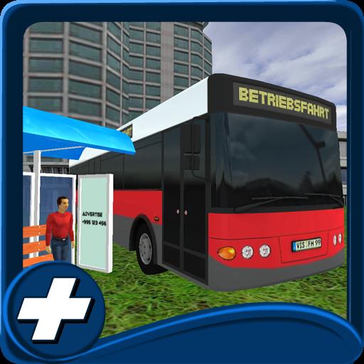 賽車遊戲App|自由公園そのバスシミュレータ LOGO-3C達人阿輝的APP
