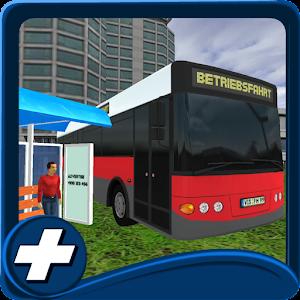 免費公園它巴士模擬器 賽車遊戲 LOGO-玩APPs