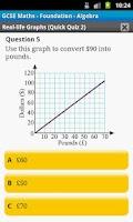 Screenshot of GCSE Maths Complete
