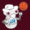 EKU Football & Basketball logo