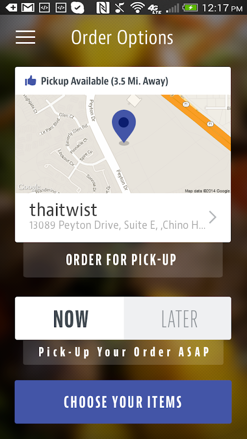 thaitwist- screenshot