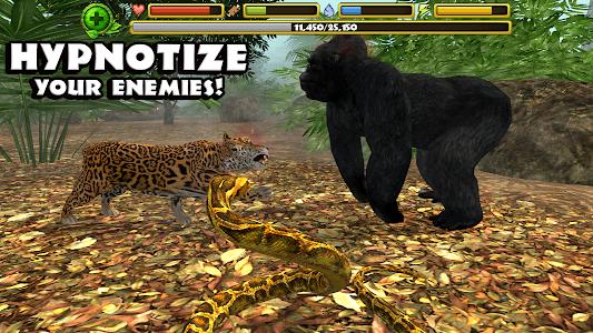 Snake Simulator v1