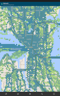 Cell Phone Coverage Map Screenshot 21