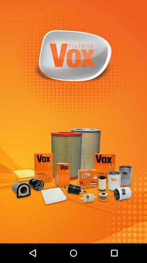 Vox - Catálogo de Produtos