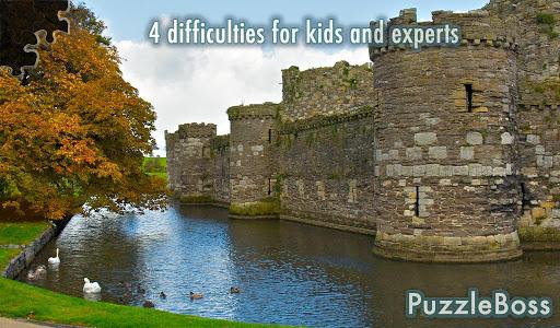 World Heritage: UK Jigsaws
