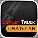 CoPilot Truck USA & CAN icon