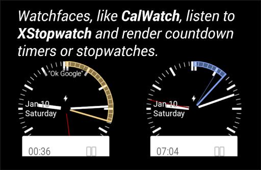 XStopwatch XTimer