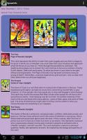 Screenshot of Tarot of Trees