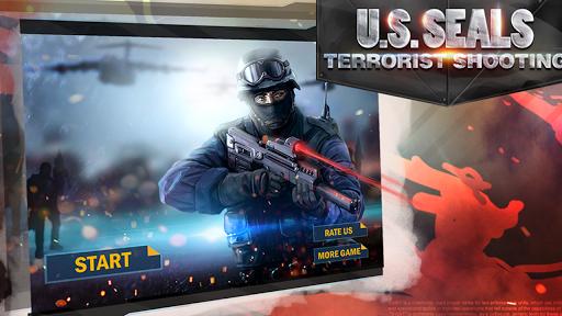 U.S. Seals Terrorist Shooting