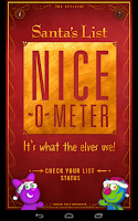 Screenshot of NICE-O-METER