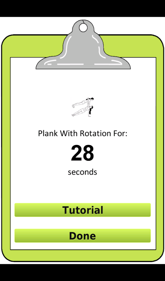 Circuit Training Exercises Pro - screenshot