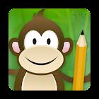 Monkey Write Chinese (Full) icon