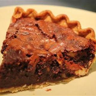 Pecan And Chocolate Espresso Pie