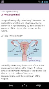 HysterSisters Hysterectomy - screenshot thumbnail