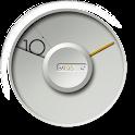 ANALOGO UCCW MNIMAL CLOCK SKIN icon