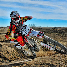 109 by Richard Caverly - Sports & Fitness Motorsports