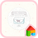 lovely macaroons dodol theme icon