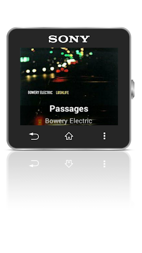 Music Control for SmartWatch 2