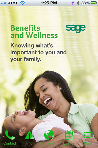 myBenefits at Sage
