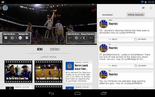 Golden State Warriors 2.4.2 screenshots 6
