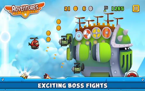 بازی ماجراجویی در هوا Adventures In the Air v1.0.5