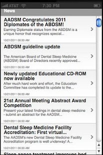 The Sleep Apnea DMD- screenshot thumbnail