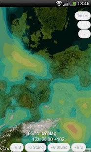Das wetter meteo .com Deutsch- screenshot thumbnail