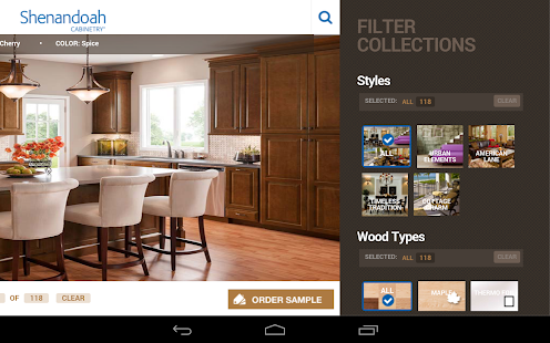 Shenandoah Cabinetry - screenshot thumbnail