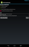 Screenshot of OTG Troubleshooter