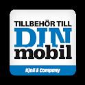 Kjell & Company:Mobiltillbehör logo