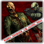 Angry Zombies vs Human Army