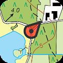 Topo GPS Netherlands icon