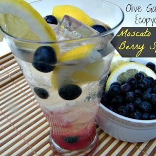 Olive Garden's {copycat} Moscato Citrus Berry Splash.