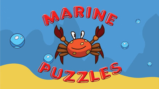 Puzzles for kids: sea puzzles