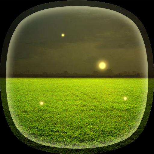 螢火蟲動態壁紙 休閒 App LOGO-硬是要APP