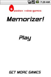 Memorizer!