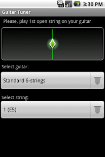 Free Online Chromatic Guitar Tuner using Microphone