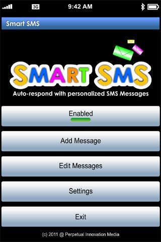 Smart SMS- screenshot
